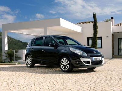 2010 Renault Scenic Picture