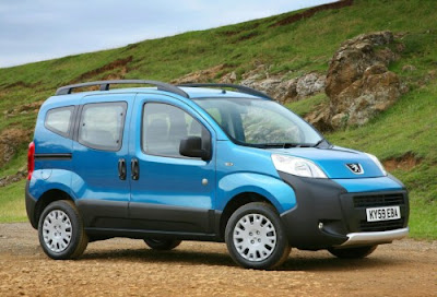 2010 Peugeot Bipper Tepee Picture
