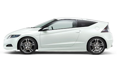 2009 Honda CRZ Concept Side View