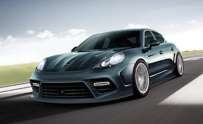 2010 Mansory Porsche Panamera Picture