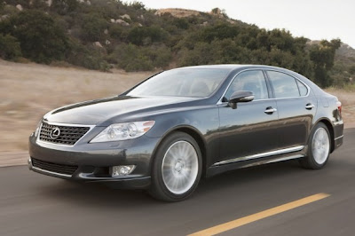 2010 Lexus LS 460 Sport Luxury Car