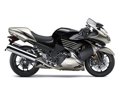 2010 Kawasaki Ninja ZX-14 Motorcycle
