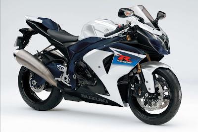 2010 Suzuki GSX-R1000 Picture