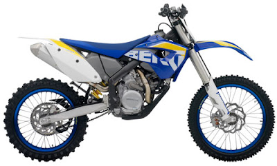 2011 wallpaper Husaberg FX 450 Motorcycle