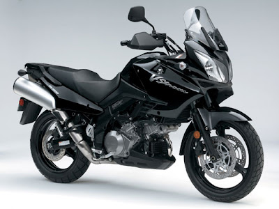 2010 Suzuki V-Strom 1000 Sport Bike