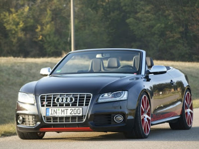 2010 MTM Audi S5 Cabrio Michelle Edition Car Wallpaper