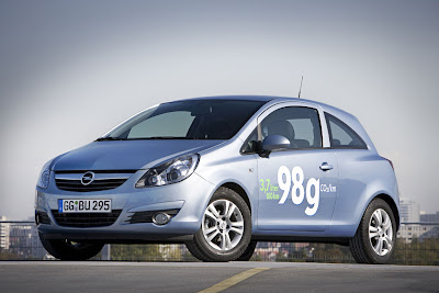 2010 Opel Corsa ecoFLEX Car Wallpaper