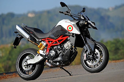 2010 Moto Morini Grand Motard Picture