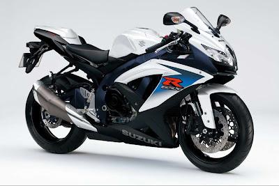 2010 Suzuki GSX-R750 Sport Bike