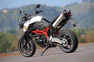 2010 Moto Morini Grand Motard Motorcycle