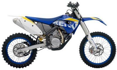 2010 Husaberg FX 450 Motocross
