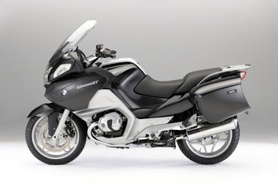 2010 BMW R 1200 RT Black Color