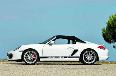 2010 Porsche Boxster Spyder Picture