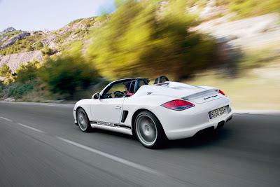 2010 Porsche Boxster Spyder New Sport Car