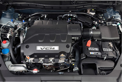 2010 Honda Accord Crosstour Engine