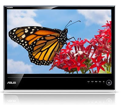 Asus MS236H 23-inch Stylish LCD Available in Japan