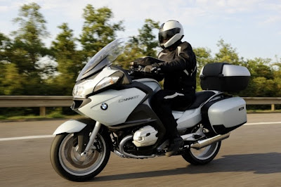 2010 BMW R 1200 RT Test Ride