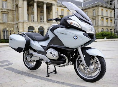2010 BMW R 1200 RT Picture