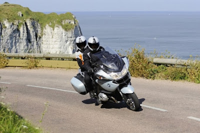 2010 BMW R 1200 RT Action View