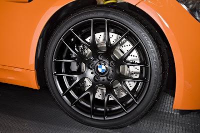 2011 BMW M3 GTS Wheel