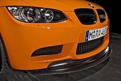2011 BMW M3 GTS Headlight