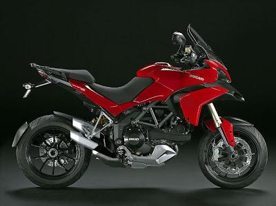 2010 Ducati Multistrada 1200 Motorcycle