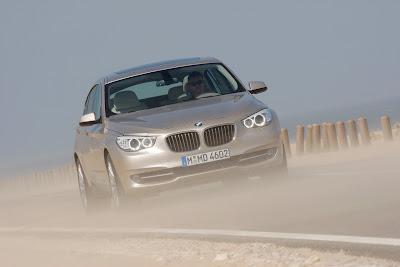 2010 BMW 535i Gran Turismo First Look