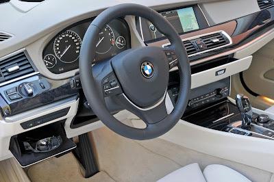 2010 BMW 535i Gran Turismo Interior