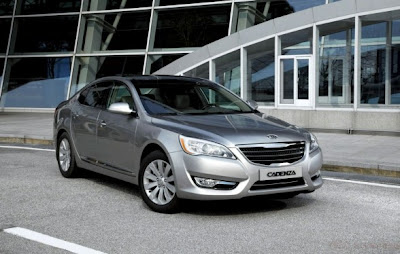 2010 Kia Cadenza Photo