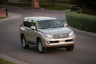 2010 Lexus GX460 Photo
