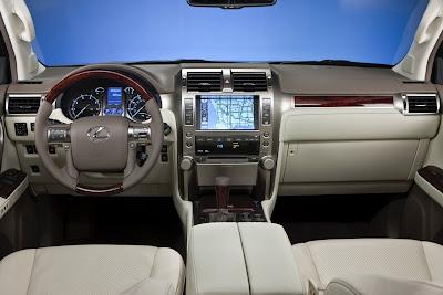 2010 Lexus GX460 Interior