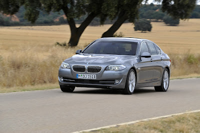 2011 BMW 5-Series Test Drive