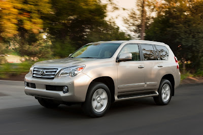 2010 Lexus GX460 Car Wallpaper