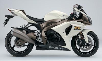 2010 Suzuki GSX-R1000Z 25th Anniversary Picture