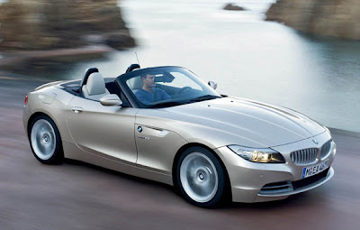 2010 BMW Z4 Test Road