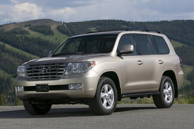 2010 Toyota Land Cruiser Car Picture