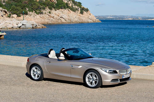 wallpapers of cars bmw. 2010 BMW Z4 Car Wallpaper