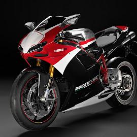 Motor Ducati Super Keren