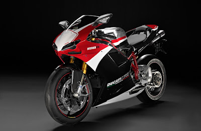 2010 Ducati 1198R Corse Special Edition Motorcycle Wallpaper