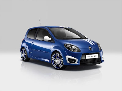 2010 Renault Twingo Gordini RS Car Picture