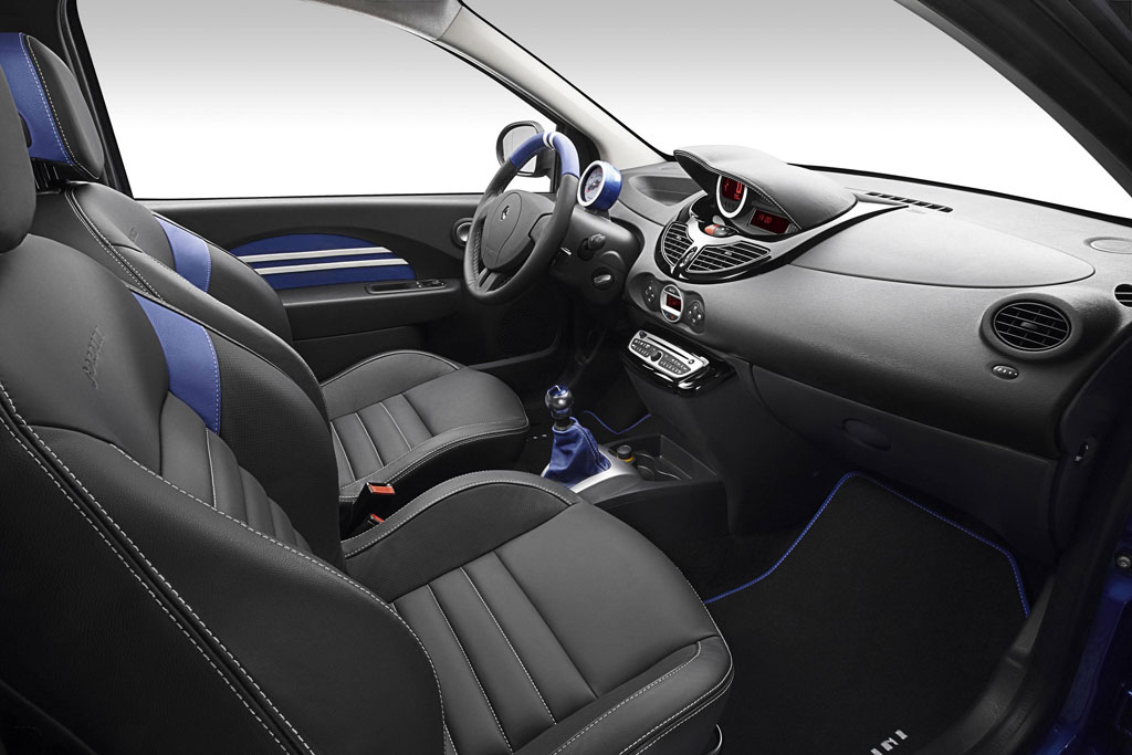 the new cars zone 2010 renault twingo gordini rs. Black Bedroom Furniture Sets. Home Design Ideas