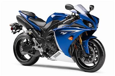 2010 Yamaha YZF-R1 Motorcycle