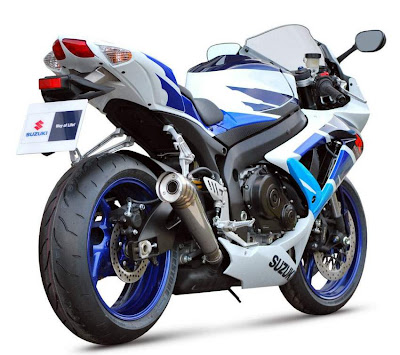 2010 Suzuki GSX-R 750 Limited Edition First Look