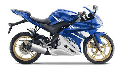 2010 Yamaha YZF-R 125 Wallpaper