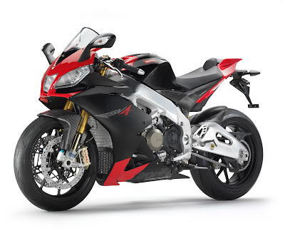 2010 Aprilia RSV4 Factory Motorcycle