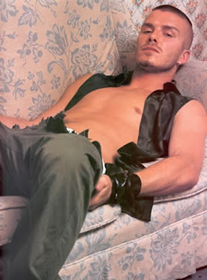 David Beckham Hot Man