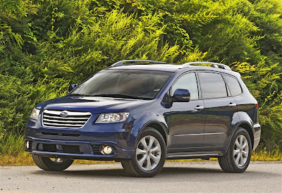 2010 Subaru Tribeca Car Wallpaper