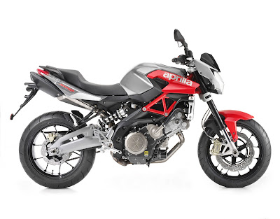 2010 Aprilia Shiver 750 Motorcycle