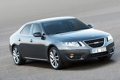 2010 Saab 9-5 Official Photo