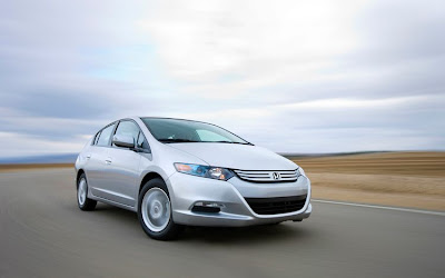 2010 Honda Insight Test Drive